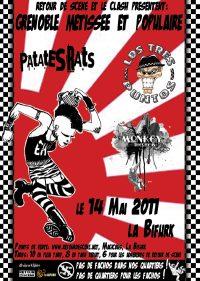 Grenoble Metisse et Populaire - La Bifurk - 14/05/2011