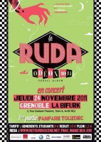 Ruda Ordéon - La Bifurk - 24/11/2011