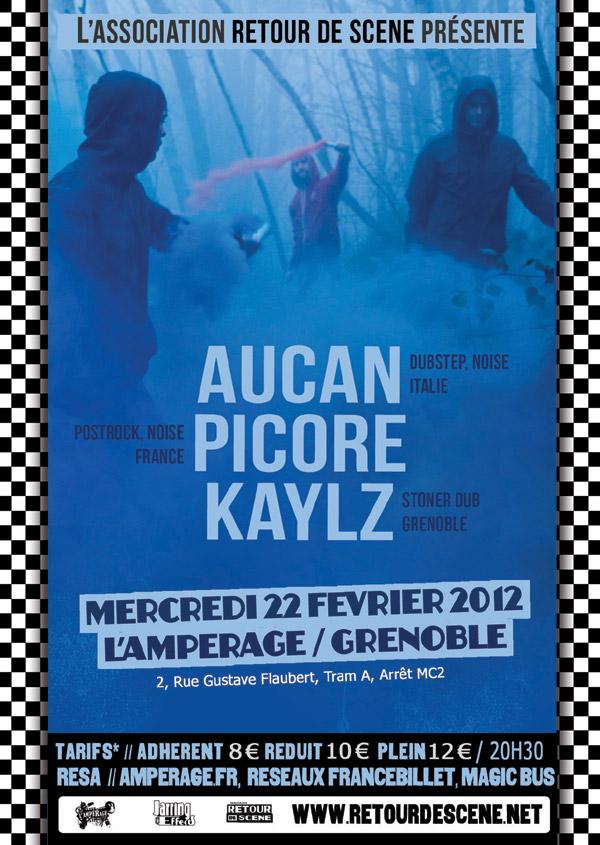 Aucan - L'Amperage - 22/02/2012