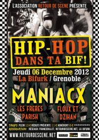 HipHop dans ta Bif - La Bifurk - 06/12/2012