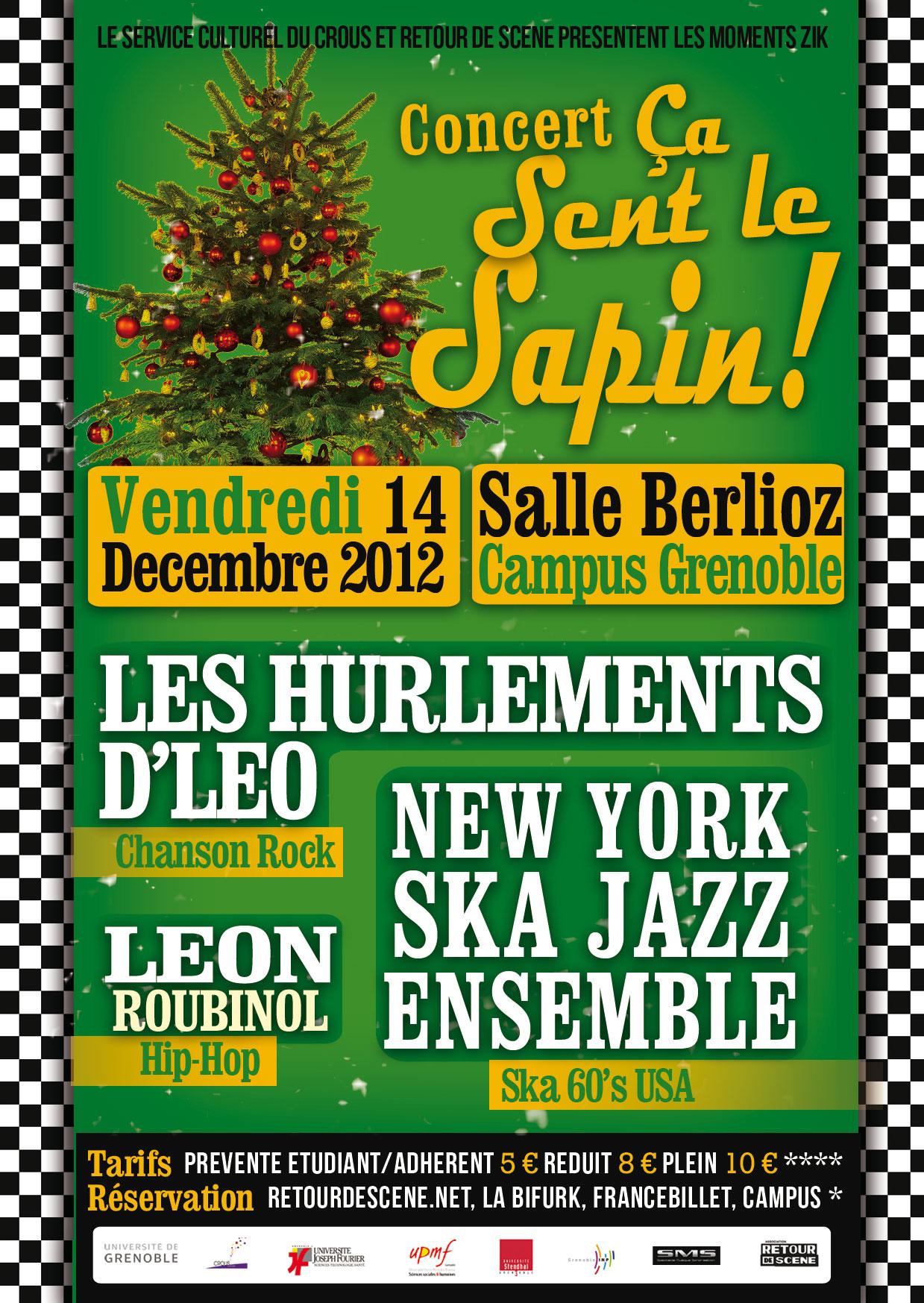 ça sent le sapin - Berlioz - 14/12/2012