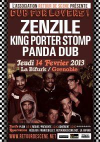 Zenzile - La Bifurk - 14/02/2013