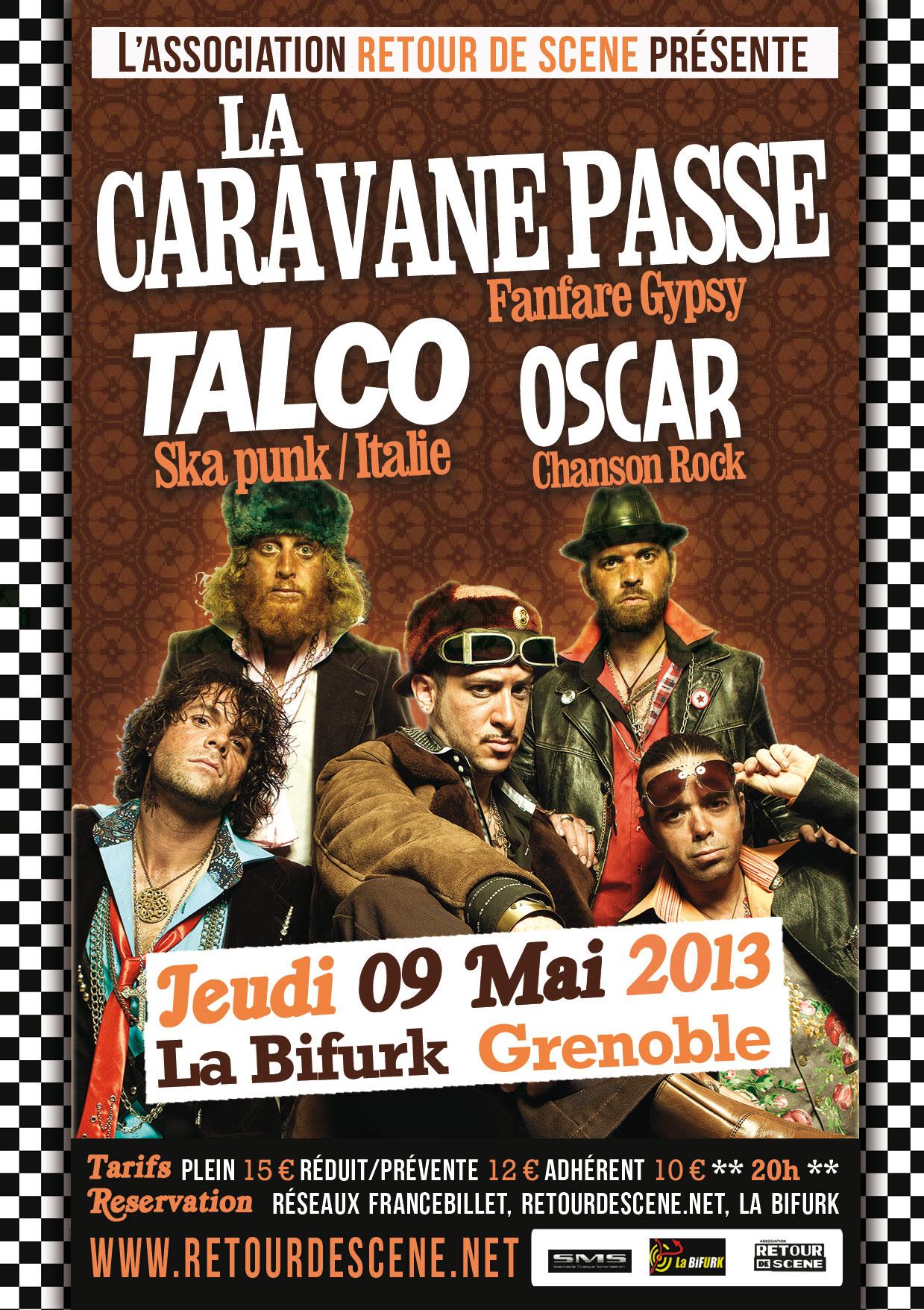 La Caravane Passe - La Bifurk - 09/05/2013