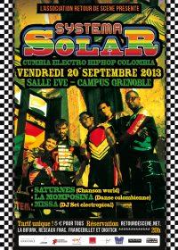 Systema Solar - EVE - 20/09/2013