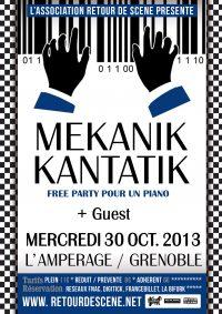 Mekanik Kantatik - Amperage - 30/10/2013
