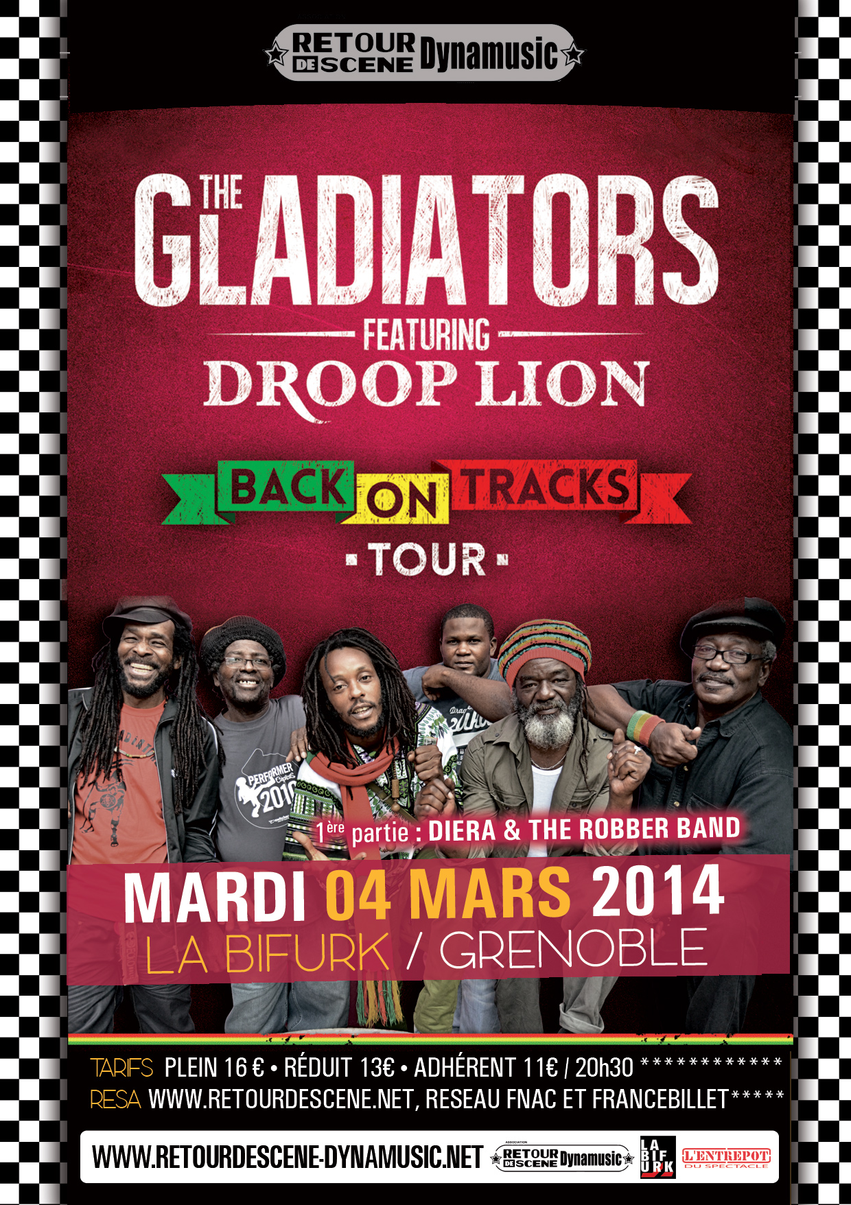 Gladiators - La Bifurk - 04/03/2014