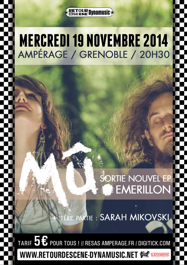Mu - Amperage - 19/11/2014