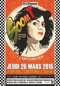 SoomT - La Bifurk - 26/03/2015