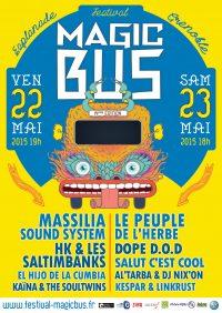 MagicBus - Esplanade - 22/05/2015