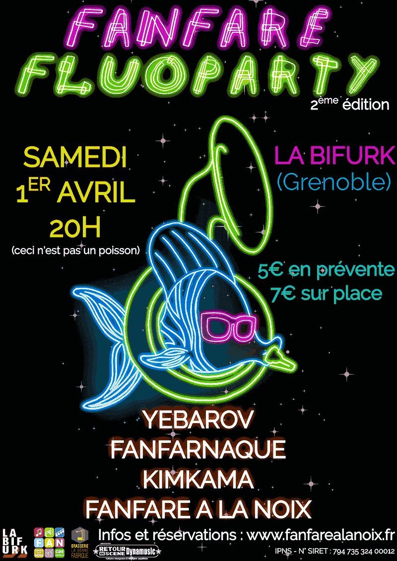 2017.04.01 - Fanfare FluoParty