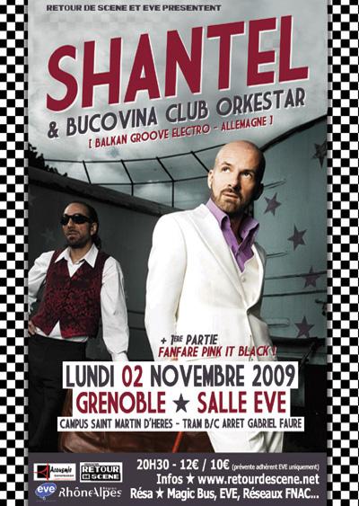 Shantel - EVE - 02/11/2009
