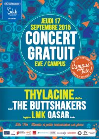 Campus en Fête - EVE - 17/09/2015