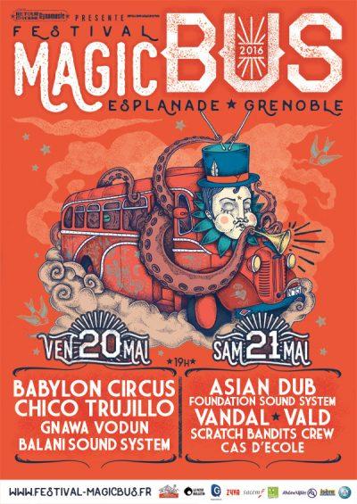 MagicBus - Esplanade - 20/05/2016
