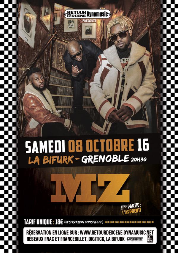 MZ - La Bifurk - 08/10/2016