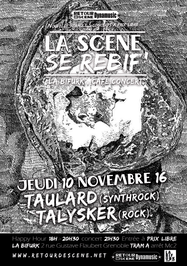 Taulard & Talysker - La Bifurk - 10/11/2016
