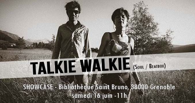 talkie walkie st bruno