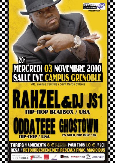 Rahzel - EVE - 03/11/2010