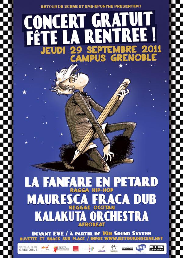 Fête de la Rentrée - EVE - 29/09/2011
