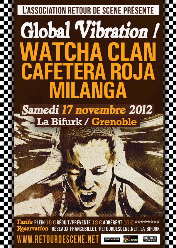 Global Vibration - La Bifurk - 17/11/2012