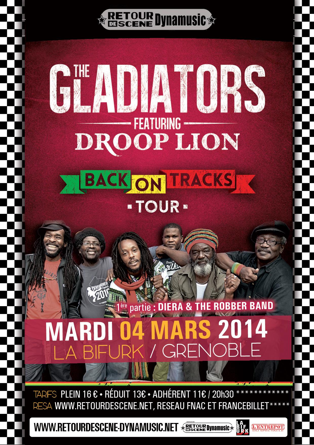 Gladiators - La Bifurk - 04/03/2014