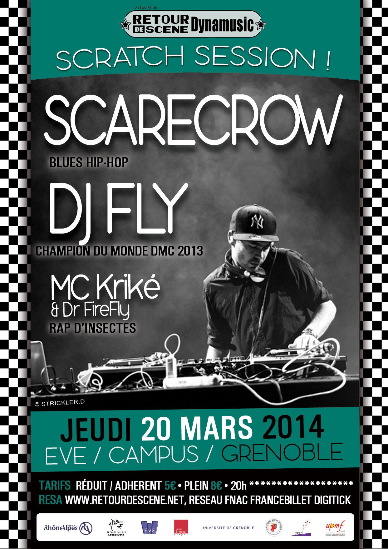 Scratch Session - EVE - 20/03/2014