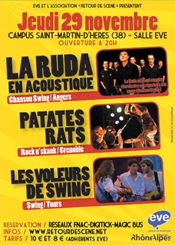 La Ruda - EVE - 29/11/2007