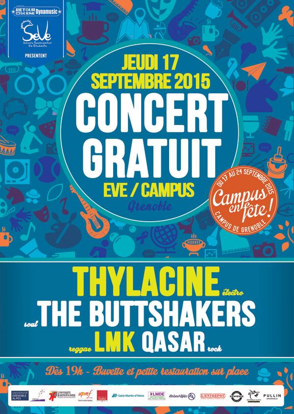 Campus en Fête - EVE - 17/09/2015